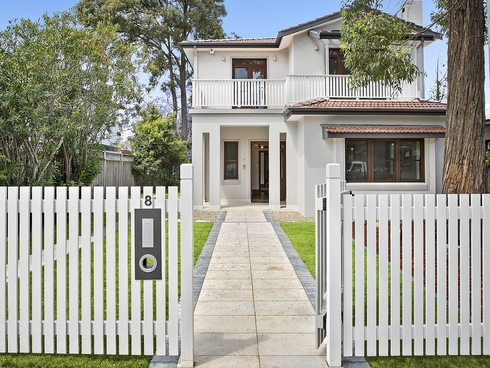 8 Frenchs Road Willoughby, NSW 2068