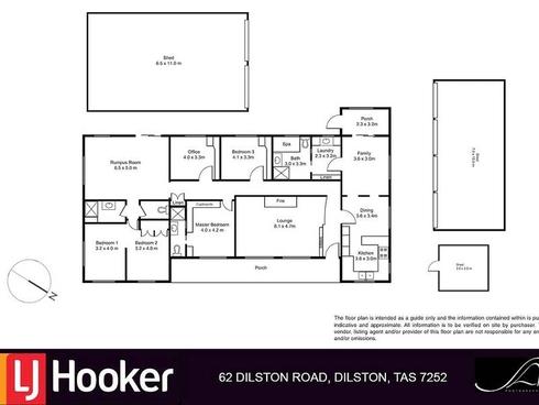 62 Dilston Road Dilston, TAS 7252