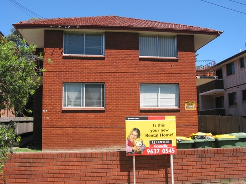 6/116 Good Street Granville, NSW 2142