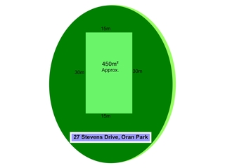 27 Stevens Drive Oran Park , NSW, 2570