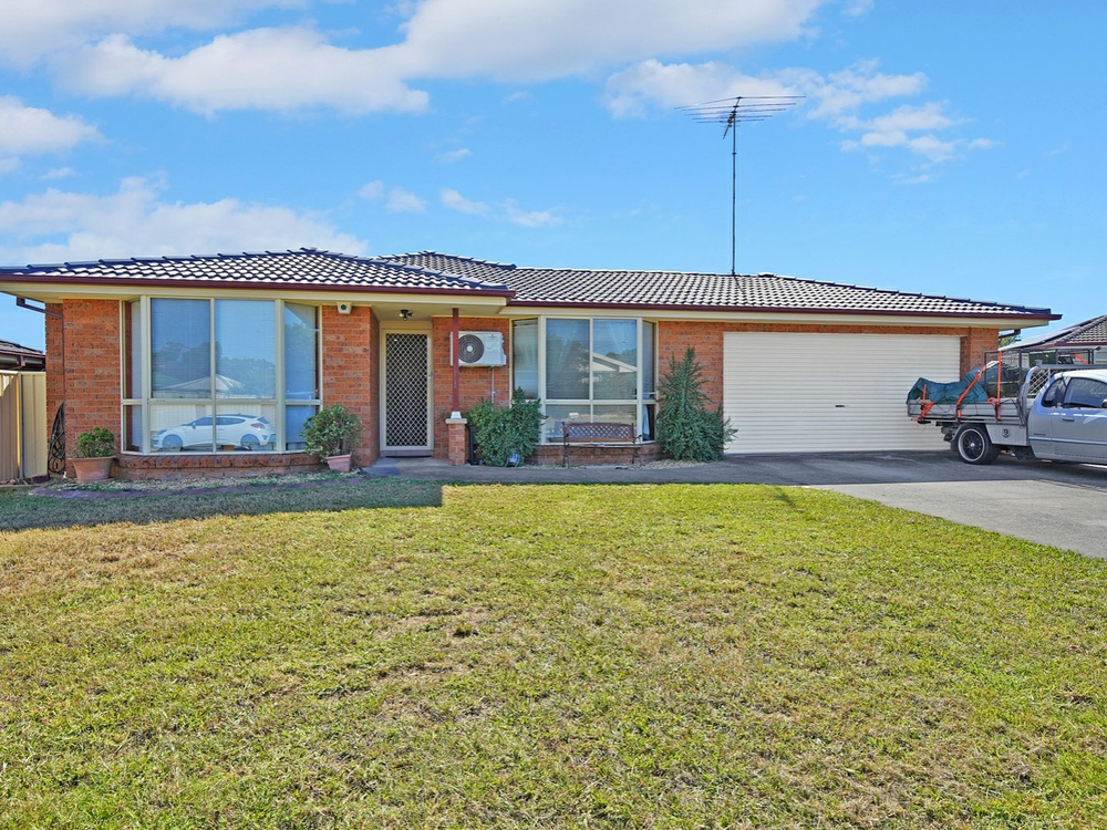 18 Pyramus Circuit Rosemeadow, NSW 2560
