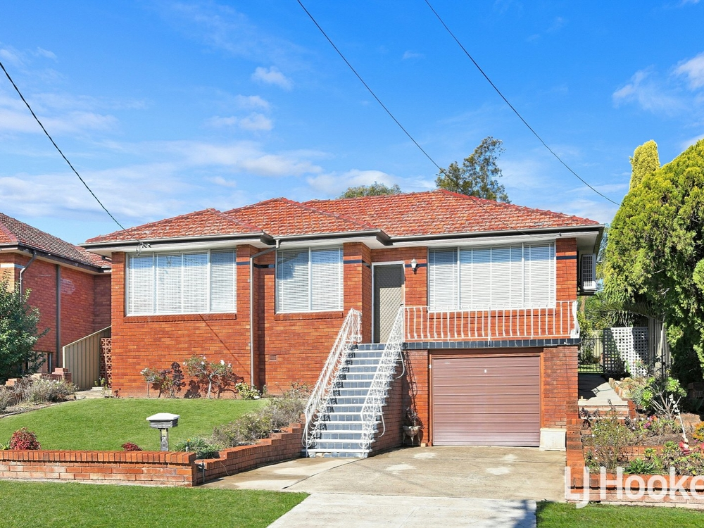 6 Forshaw Avenue Chester Hill, NSW 2162