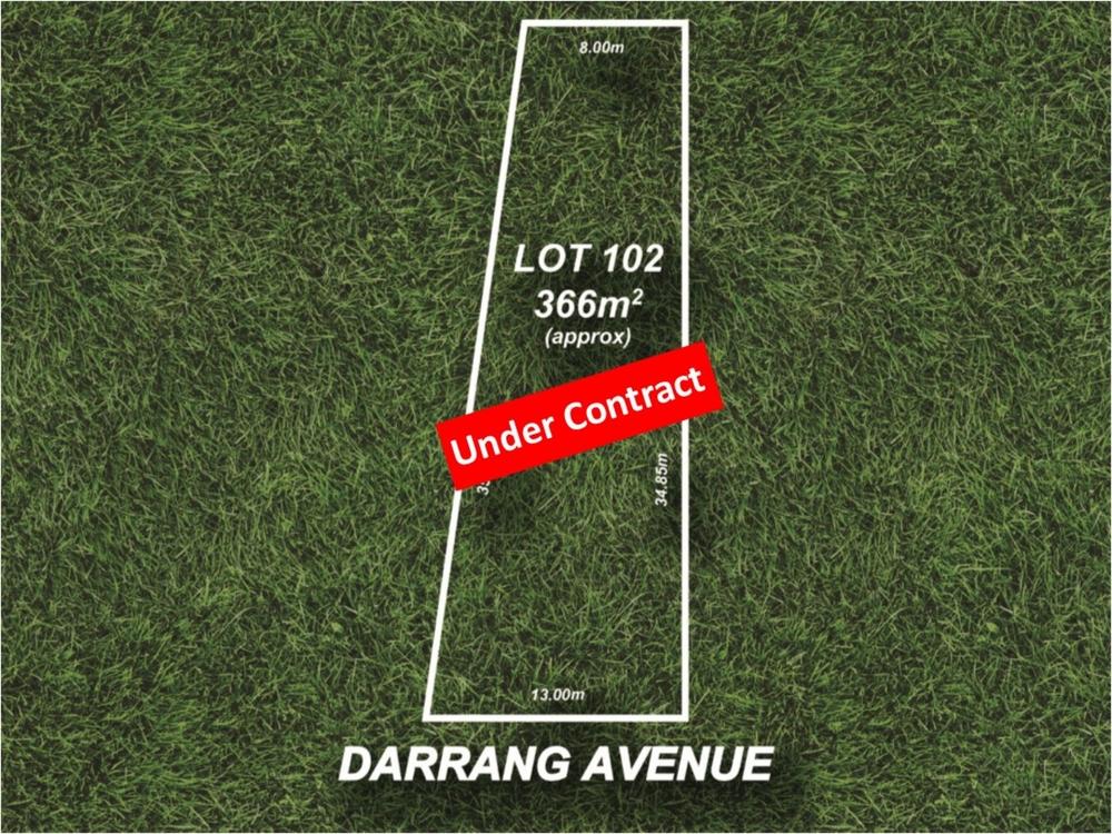 Lot 102/4 Darrang Avenue Ingle Farm, SA 5098