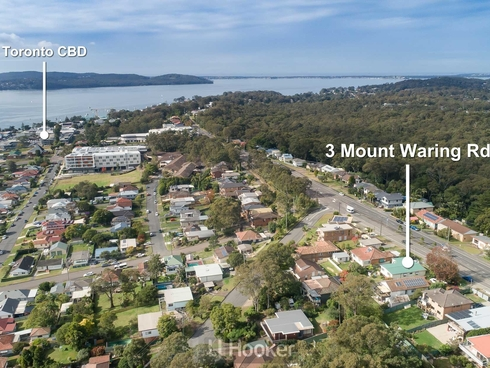 3 Mount Waring Road Toronto, NSW 2283