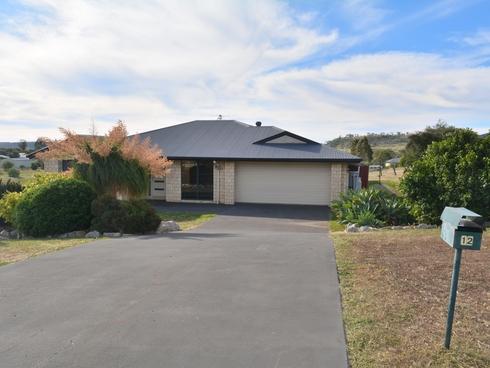 12 Roderick Street Cotswold Hills, QLD 4350
