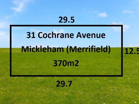 31 Cochrane Avenue Mickleham, VIC 3064