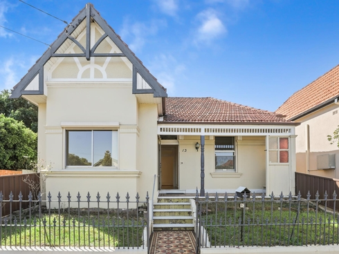 13 Scouller Street Marrickville, NSW 2204