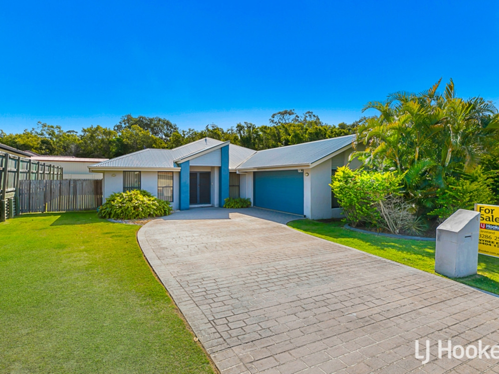 4 McConechy Drive Victoria Point, QLD 4165