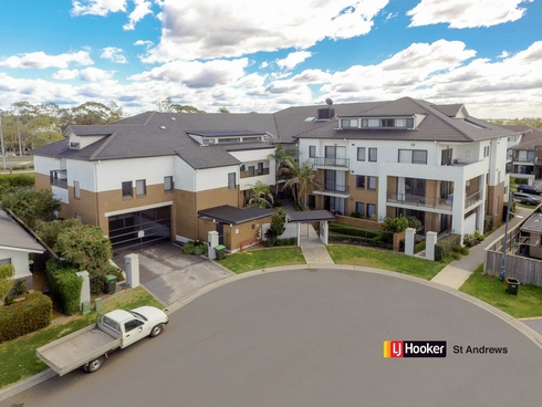 Unit 18/1 Parc Guell Drive Campbelltown, NSW 2560