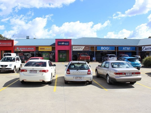 Shop 4/131 Anzac Avenue Newtown, QLD 4350