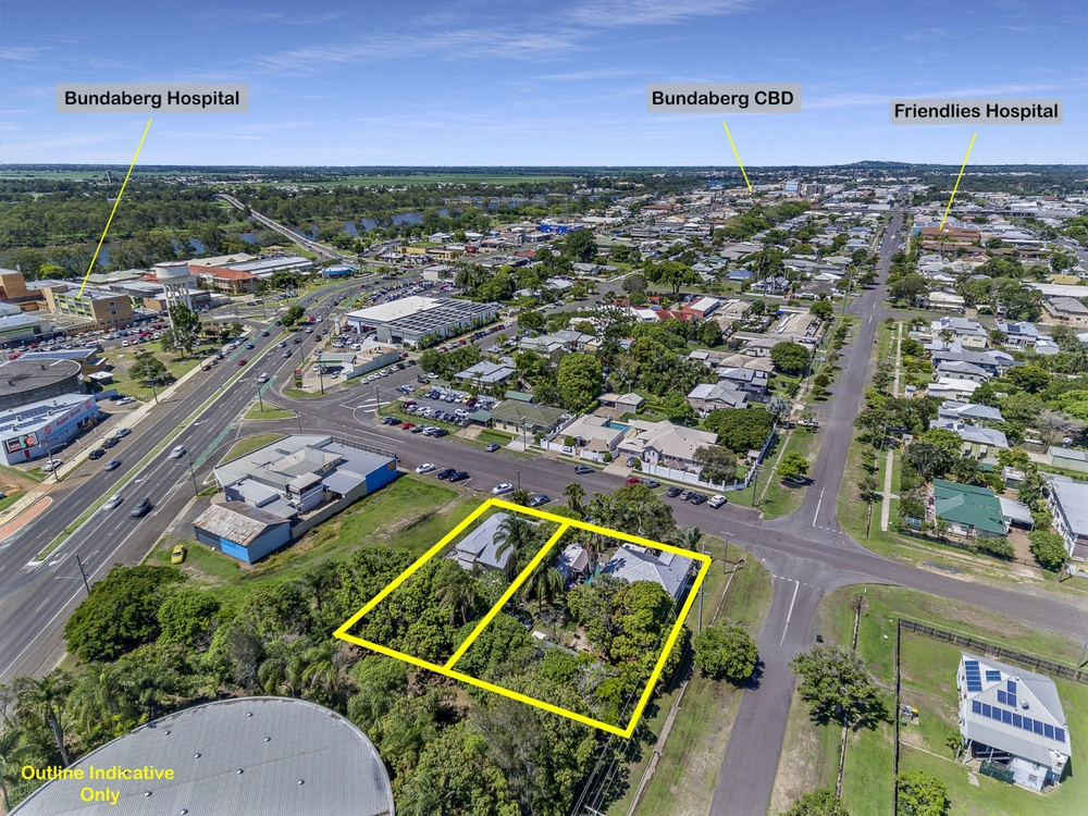 1 & 3 Powers Street Bundaberg West, QLD 4670