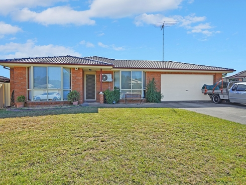 18 Pyramus Circuit Rosemeadow, NSW 2560