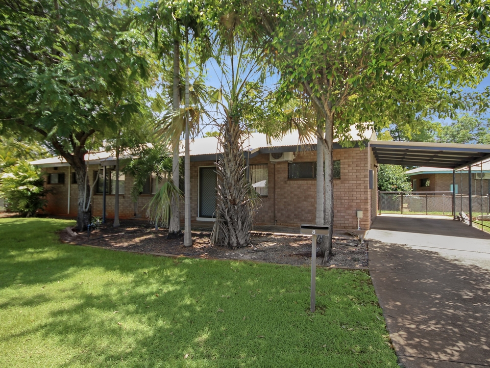 8 Needham Terrace Katherine, NT 0850