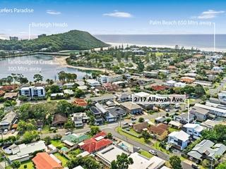 2/17 Allawah Avenue Palm Beach , QLD, 4221