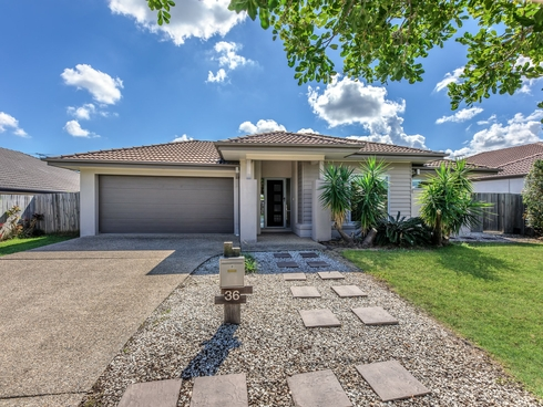 36 Jeff Collins Circuit Bellbird Park, QLD 4300
