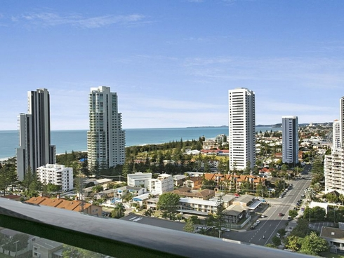 1907/2685-2689 Gold Coast Highway Broadbeach, QLD 4218