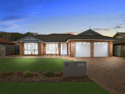 21 Woodbury Park Drive Mardi, NSW 2259