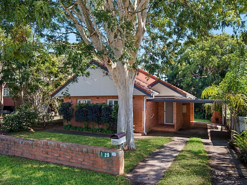 29 Beatrice Street Bardon, QLD 4065