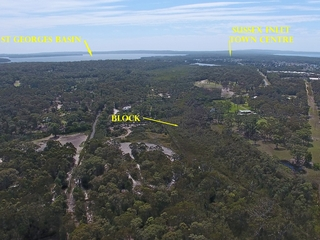 Lot 101 Sussex Inlet Road Sussex Inlet , NSW, 2540