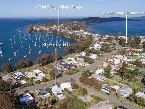 30 Puna Road Wangi Wangi, NSW 2267