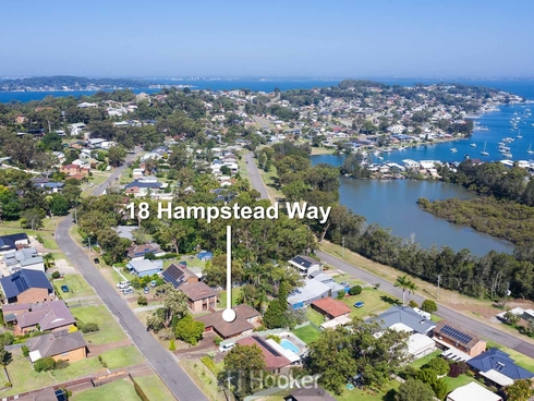 18 Hampstead Way Rathmines, NSW 2283