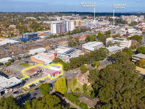 302-308 Peats Ferry Road Hornsby, NSW 2077