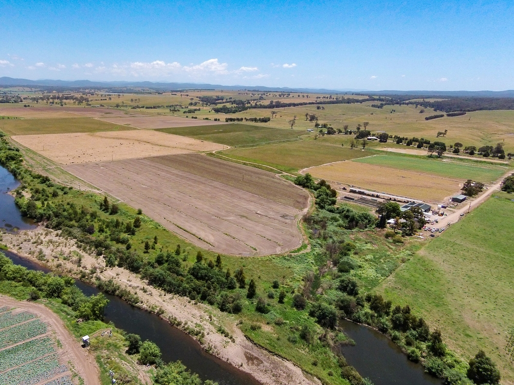 FRESH VEGETABLE FARM; MITCHELL RIVER VALLEY Lindenow, VIC 3865