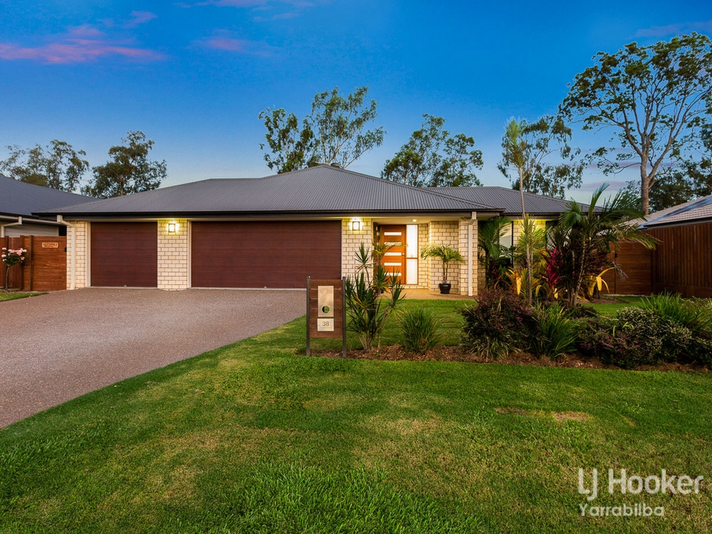 38 Lucinda Road Logan Village, QLD 4207