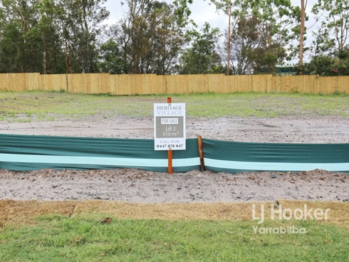 Lot 3/174 - 192 Green Road Heritage Park, QLD 4118