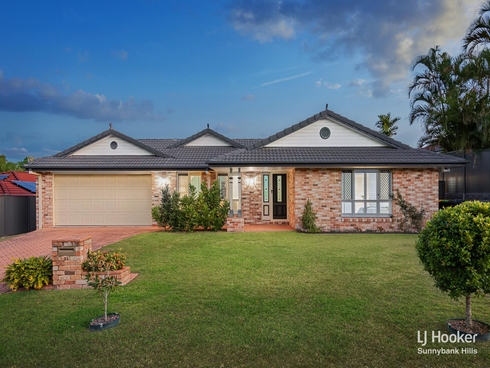 35 Kentwell Place Wishart, QLD 4122