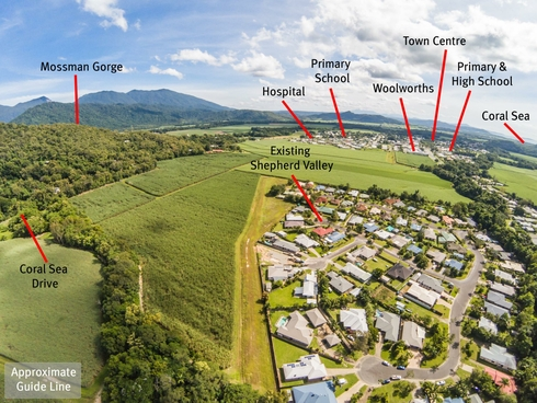 · Shepherd Valley, 52-80 Coral Sea Drive Mossman, QLD 4873