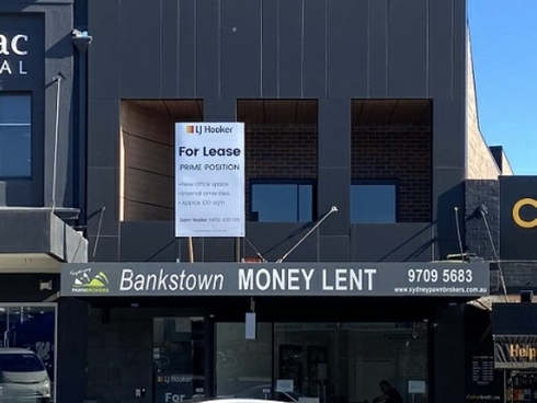 Level 1/8 Marion Street Bankstown, NSW 2200