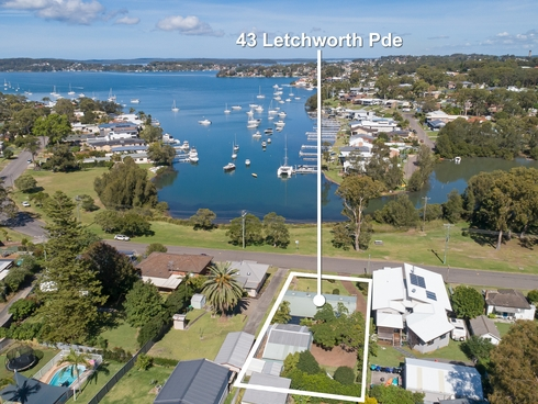 43 Letchworth Parade Balmoral, NSW 2283