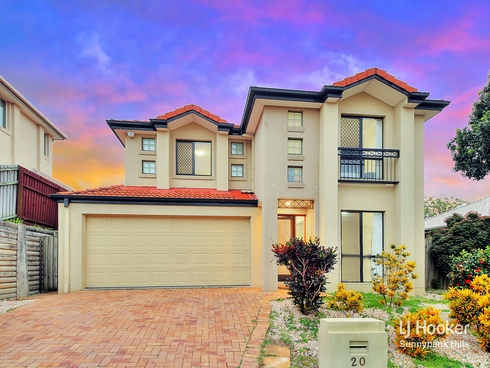 20 Coneybeer Place Eight Mile Plains, QLD 4113