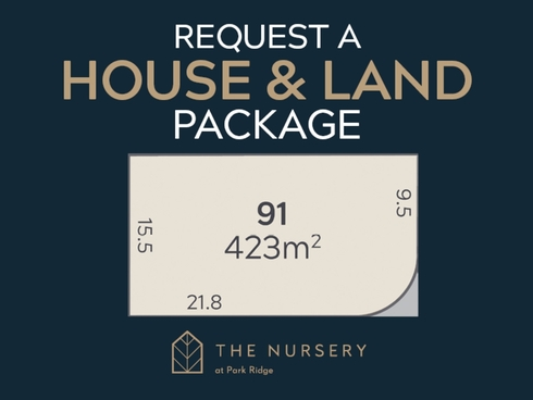 Lot 91/74 Bumstead Road Park Ridge, QLD 4125