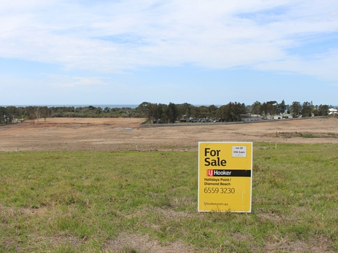 Lot Proposed Lot 20/310-314 Diamond Beach Road Diamond Beach, NSW 2430
