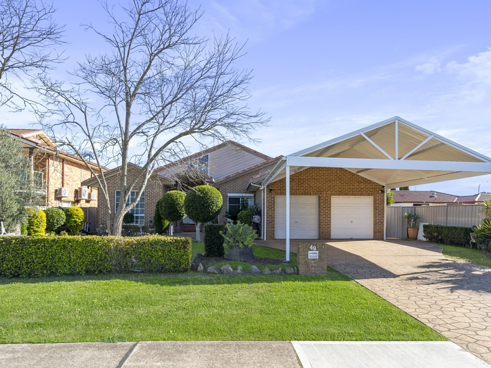 49 First Avenue Hoxton Park, NSW 2171