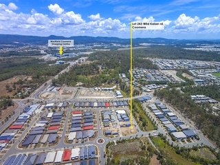 Lot 243 Wild Kaiser Road Coomera , QLD, 4209