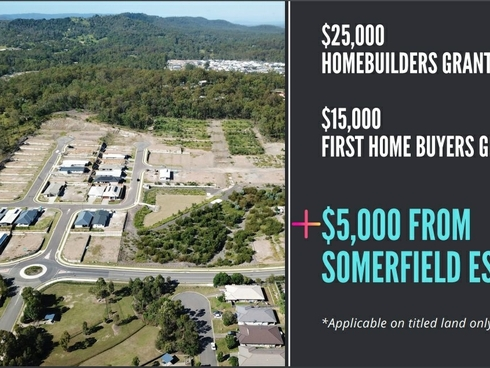 Lot 51/Somerfield Estate Macintyre Street Holmview, QLD 4207