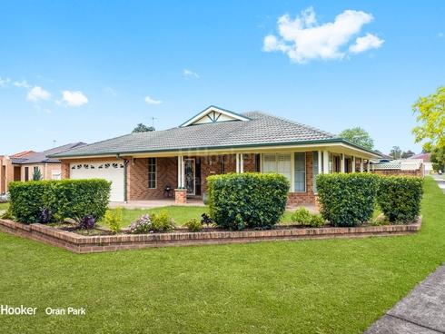 4 Tuart Circle Narellan Vale, NSW 2567