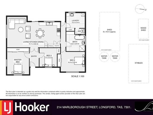 214 Marlborough Street Longford, TAS 7301