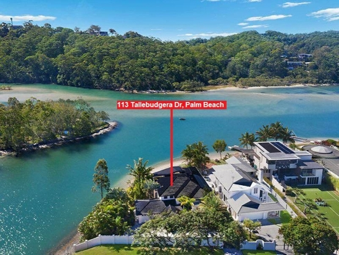 113 Tallebudgera Drive Palm Beach, QLD 4221