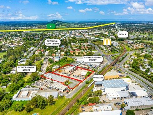 5-7 & 9-15 Thorsborne Street Beenleigh, QLD 4207