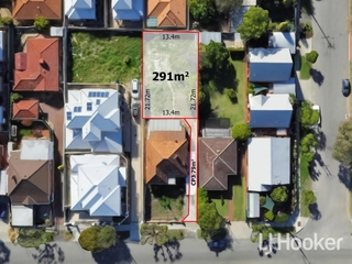 Proposed Lot 2/12A Lichfield Street Victoria Park, WA 6100