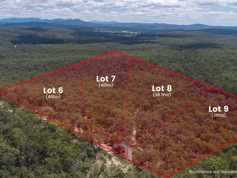Lot 6 Wamban Road Moruya, NSW 2537