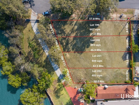Lot 201 Waterfront Easement Redland Bay, QLD 4165