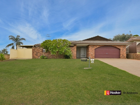 1 Lochinver Place St Andrews, NSW 2566