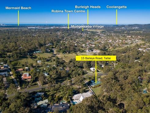 15 Baileys Road Tallai, QLD 4213