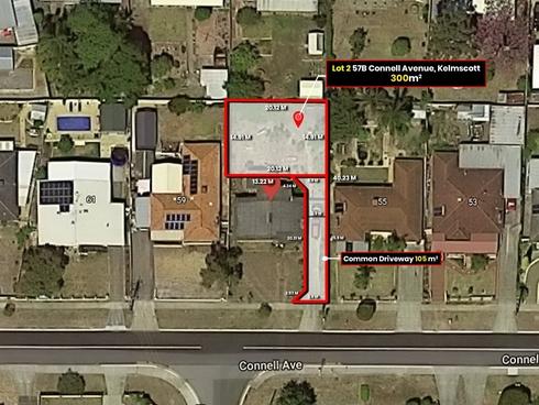 Lot Lot 2/57 Connell Avenue Kelmscott, WA 6111