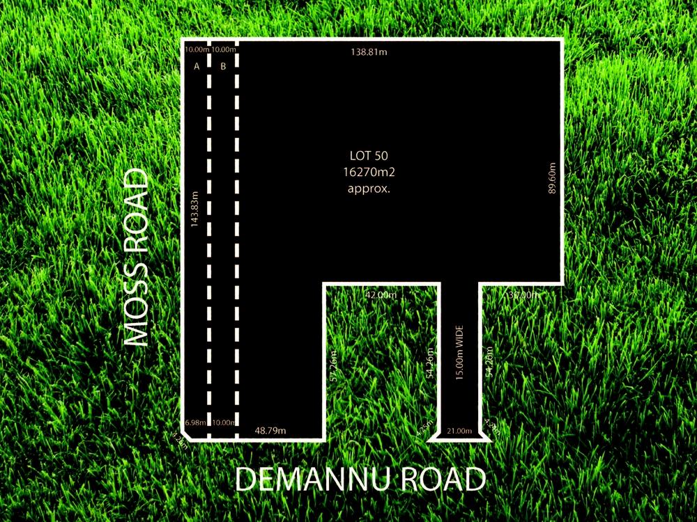 Lot 50/ Moss Road Munno Para Downs, SA 5115
